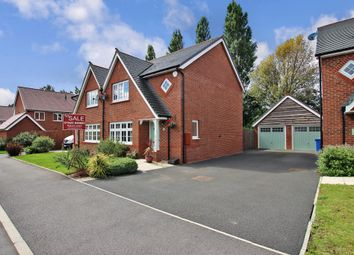 Thumbnail 3 bedroom semi-detached house for sale in 105, Roseway Ave, Cadishead, Manchester, Greater Manchester
