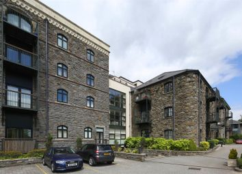 Thumbnail 1 bed flat for sale in Lloyd George Avenue, Cardiff
