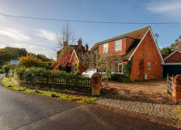 Thumbnail 4 bed detached house for sale in Hunts Common, Hartley Wintney, Hampshire