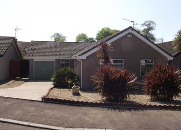 Thumbnail 3 bed detached bungalow for sale in Despenser Road, Sully, Penarth
