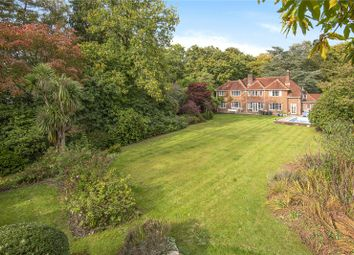 Hocombe Road, Chandler's Ford, Hampshire SO53. 6 bed detached house for sale