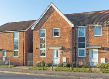 Thumbnail 3 bedroom end terrace house for sale in Jacinth Drive, Sittingbourne