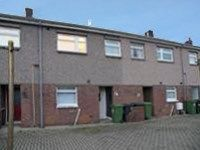Thumbnail 2 bed flat for sale in Callerton Close, Ashington