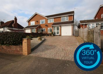 Thumbnail 3 bed semi-detached house for sale in Whipton Village Road, Exeter