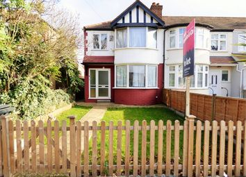 Thumbnail 4 bed end terrace house to rent in Thames Avenue, Perivale, Greenford, Greater London