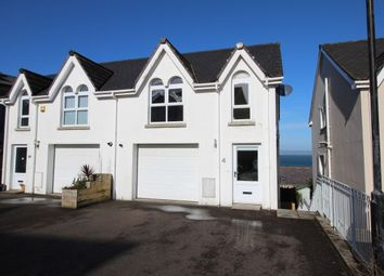 Thumbnail 4 bed semi-detached house for sale in Clifton Manor, Bangor