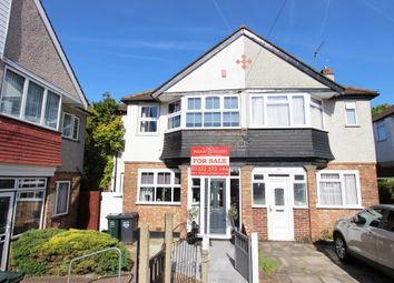 Thumbnail 4 bed semi-detached house for sale in Rayford Close, Dartford, Kent