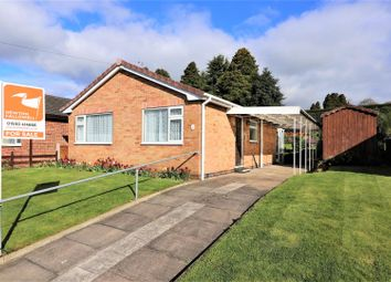 Thumbnail 2 bed detached bungalow for sale in Trinity Close, Ashby-De-La-Zouch