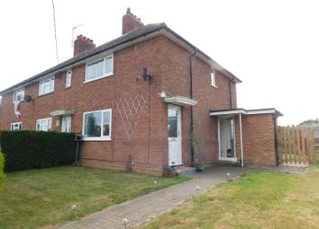 Thumbnail 2 bed semi-detached house for sale in The Knoll, Redlingfield, Eye
