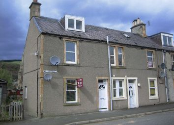 Thumbnail 1 bed flat to rent in Miller Street, Innerleithen, Borders