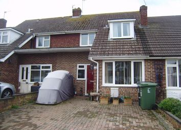 Thumbnail 3 bed terraced house for sale in Churchill Close, Didcot