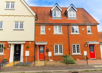 3 bed terraced house for sale in Radvald Chase, Stanway, Colchester CCO3 CO3