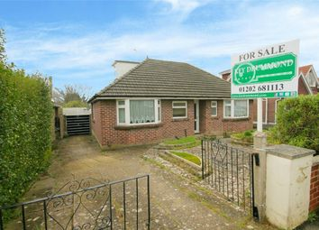 Thumbnail 4 bed detached bungalow for sale in Oakdale, Poole, Dorset