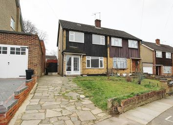 Thumbnail 5 bed semi-detached house for sale in Wannock Gardens, Ilford, Essex
