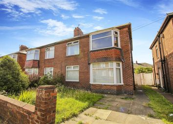 Thumbnail 2 bed flat for sale in Dene Crescent, Wallsend, Tyne And Wear