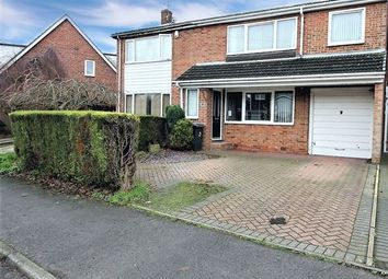 Thumbnail 4 bed semi-detached house for sale in Edinburgh Drive, North Anston, Sheffield, Rotherham