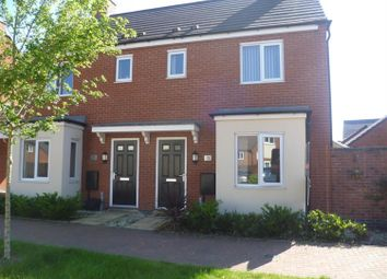 Thumbnail 2 bed semi-detached house to rent in St Thomas Way, Hawksyard, Rugeley