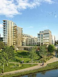 Thumbnail 1 bed flat to rent in Skylark Point, Woodberry Down, London