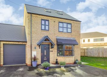 Thumbnail 3 bed link-detached house for sale in Silver Street, Wragby