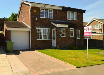 Thumbnail 2 bed semi-detached house for sale in Partridge Close, Eckington, Sheffield