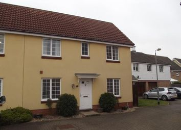 Thumbnail 3 bed semi-detached house for sale in Braiding Crescent, Braintree