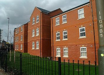 Thumbnail 2 bed flat to rent in Disrraeli Crescent, Ilkeston