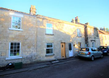 Thumbnail 2 bed terraced house to rent in Greendown Place, Combe Down, Bath