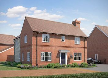 "Thumbnail 4 bed property for sale in ""Lavenham"" at Wetherden Road, Elmswell, Bury St. Edmunds"
