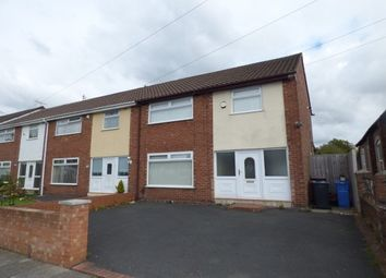 Thumbnail 3 bed property to rent in Copplehouse Lane, Fazakerley, Liverpool