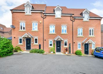 Thumbnail 3 bed semi-detached house for sale in Amarella Lane, Kirkby-In-Ashfield, Nottingham