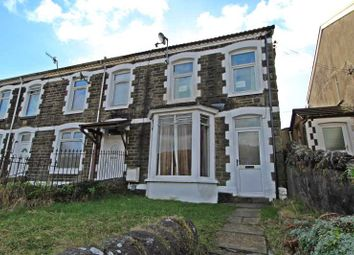Thumbnail 4 bed terraced house for sale in Wood Road Treforest, Pontypridd, Rhondda Cynon Taff