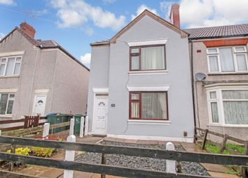Thumbnail 2 bed end terrace house for sale in Dymond Road, Coventry