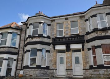 Thumbnail 6 bed terraced house for sale in Derry Avenue, Plymouth, Devon