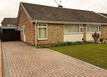 Thumbnail 2 bedroom semi-detached bungalow for sale in Runswick Ave, Acklam, Middlesbrough