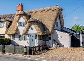 Thumbnail 2 bed semi-detached house for sale in The Causeway, Hitcham, Ipswich, Suffolk