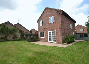 Thumbnail 4 bedroom detached house to rent in Ropes Walk, Blofield, Norwich