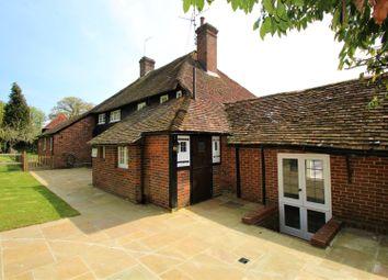 Thumbnail 4 bedroom semi-detached house to rent in Ellens Green, Rudgwick, Horsham