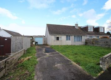 Thumbnail 2 bed semi-detached bungalow for sale in Summerwood Road, Street