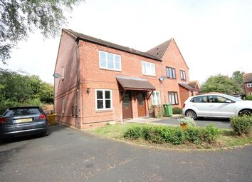 Thumbnail 2 bed semi-detached house to rent in Williams Grove, Crowle, Worcester