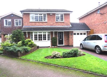 Thumbnail 3 bed property to rent in Oaklands, Curdworth, Sutton Coldfield