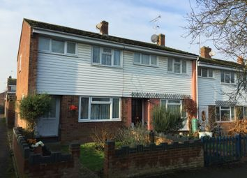 Thumbnail 3 bed end terrace house to rent in Lea Close, Basingstoke