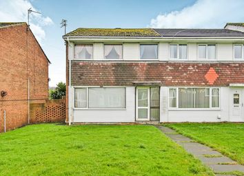 Thumbnail 3 bed terraced house for sale in Gairloch Drive, Pelton, Chester Le Street