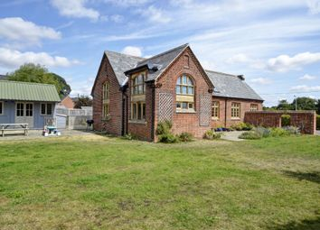 Thumbnail 4 bed detached house for sale in Earsham, Bungay, Suffolk