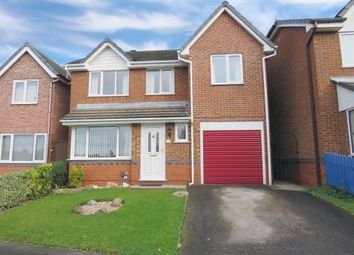 Thumbnail 5 bed detached house for sale in Alsager Close, Oakwood, Derby