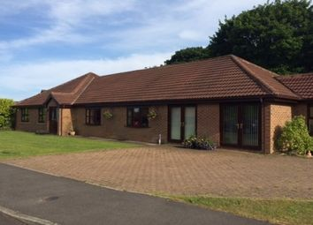 Thumbnail 4 bed bungalow to rent in Acle Burn, Newton Aycliffe