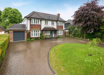 Thumbnail 4 bed detached house to rent in The Downsway, Sutton