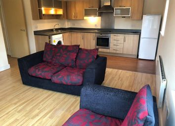 Thumbnail 2 bed triplex to rent in Centro West, Searl Street, Derby