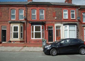 Thumbnail 3 bed property to rent in Patten Street, Birkenhead