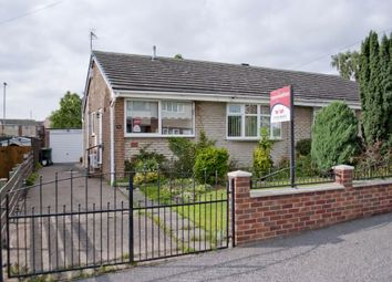 Thumbnail 2 bed semi-detached bungalow for sale in Cumberland Way, Bolton-Upon-Dearne, Rotherham, South Yorkshire