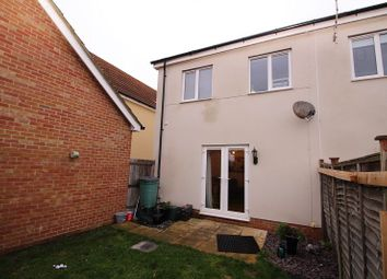 Thumbnail 3 bed end terrace house to rent in Wren Gardens, Portishead, Bristol